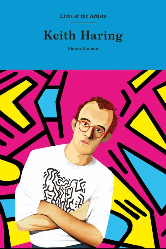 Cover Keith Haring
