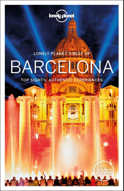 Cover Lonely Planet Best of Barcelona 2020