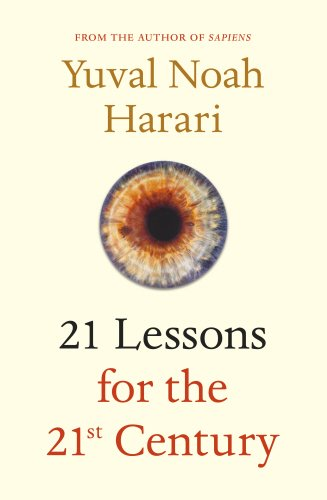 Cover 21 Lessons for the 21st Century