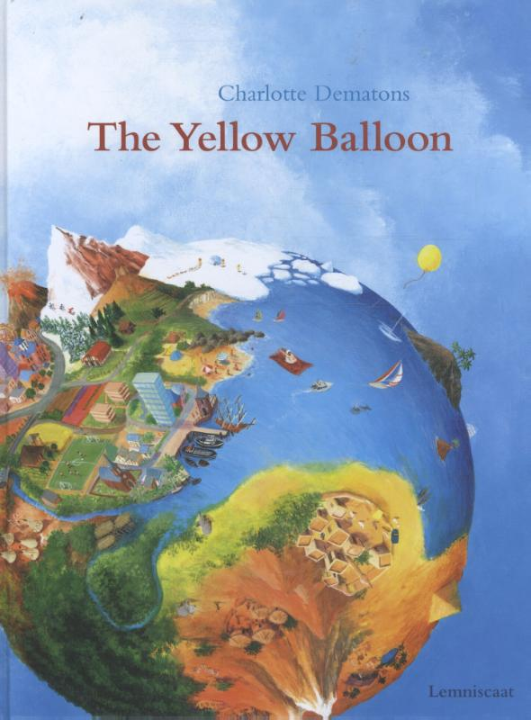 Cover The Yellow Balloon