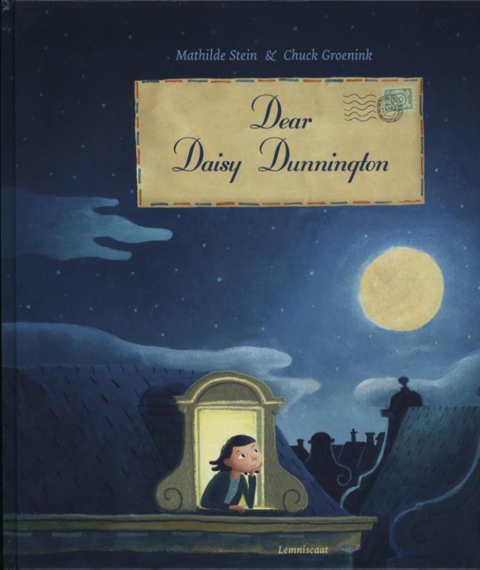 Cover Dear Daisy Dunnington