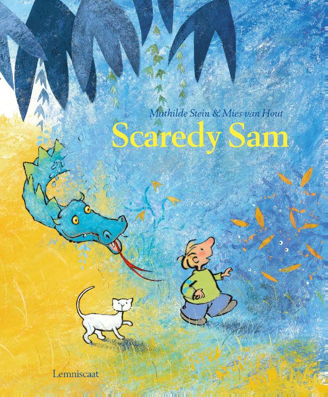 Cover Scaredy Sam