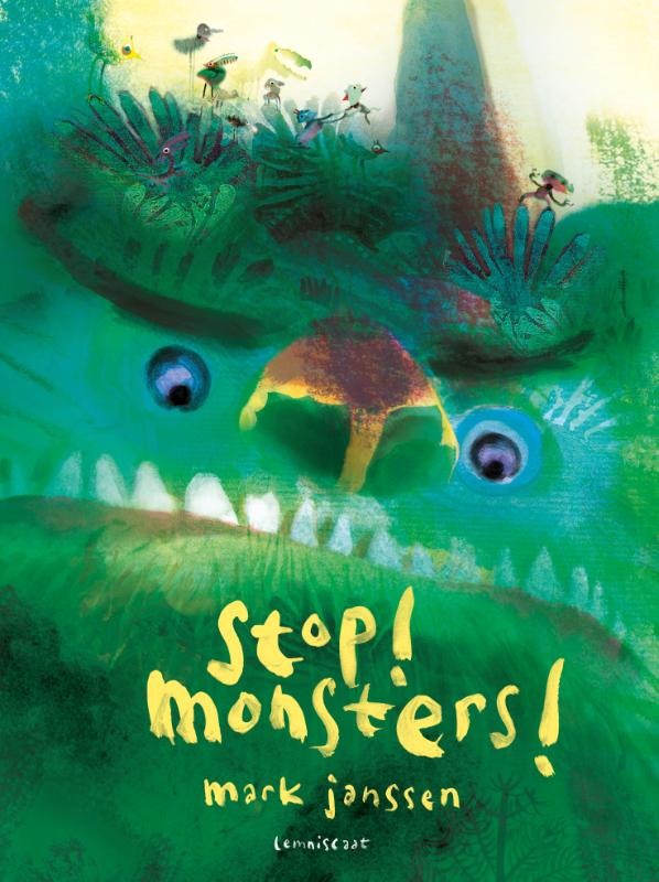 Cover Stop! Monsters!