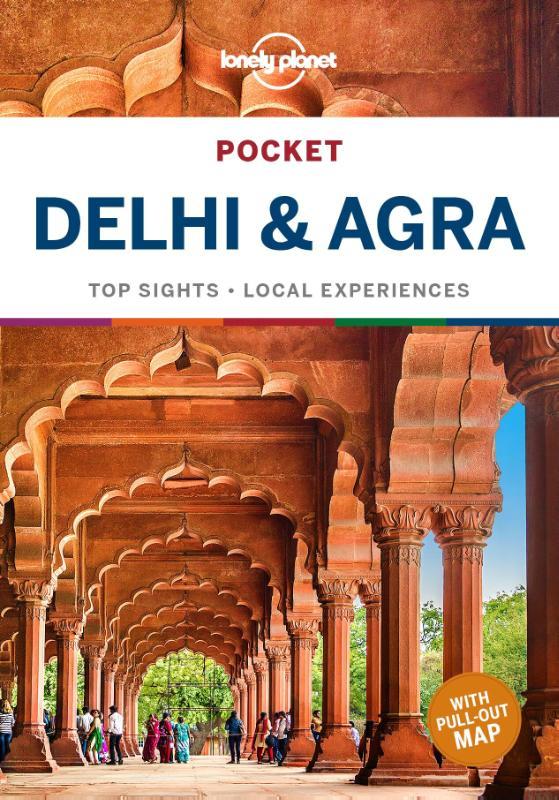 Cover Pocket Delhi & Agra