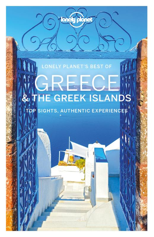 Cover Best of Greece & the Greek Islands