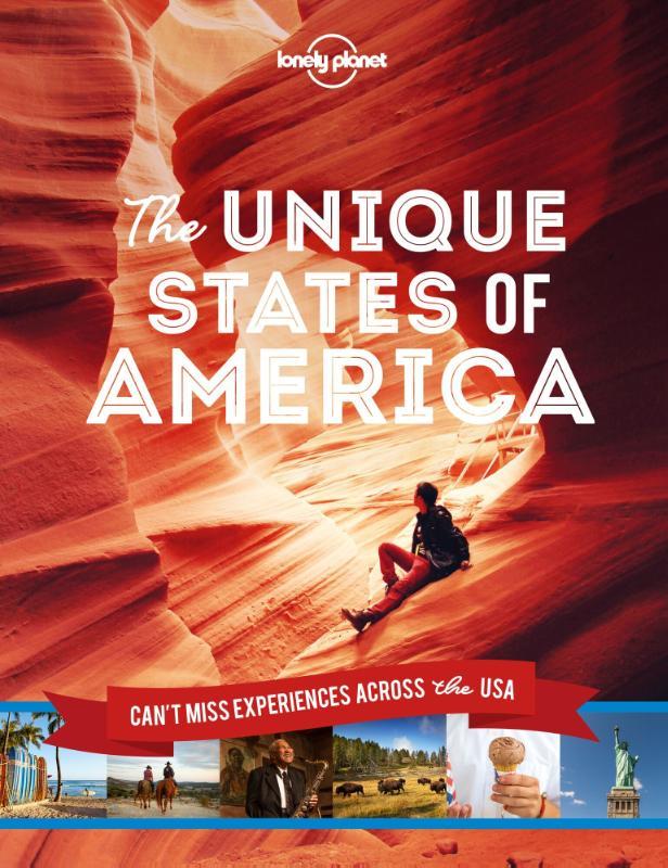 Cover The Unique States of America