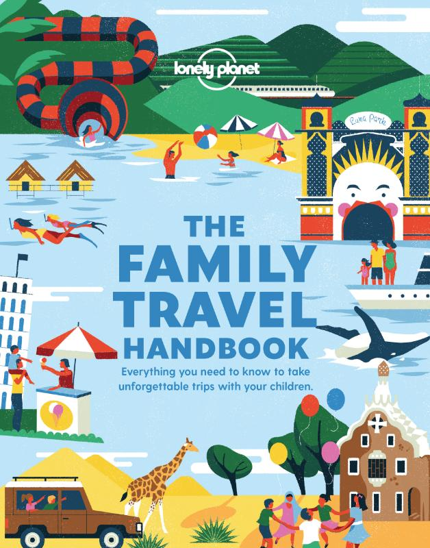 Cover The Family Travel Handbook