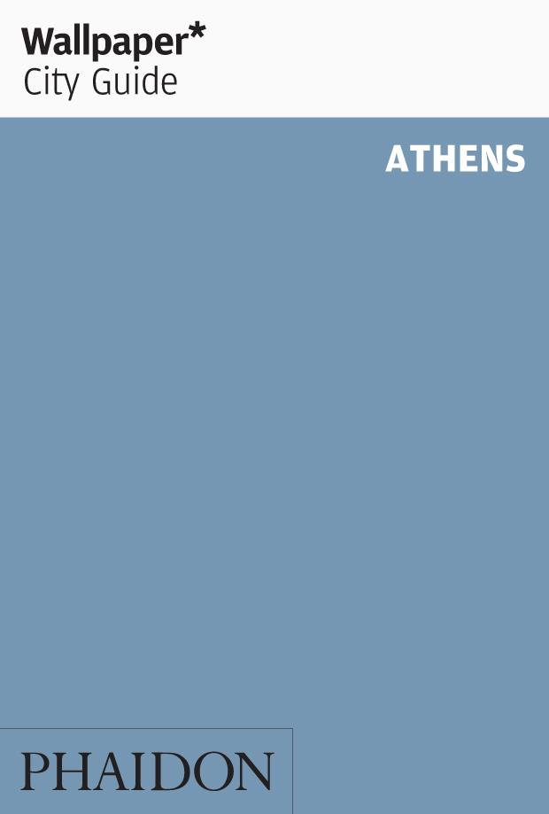 Cover Wallpaper* City Guide Athens