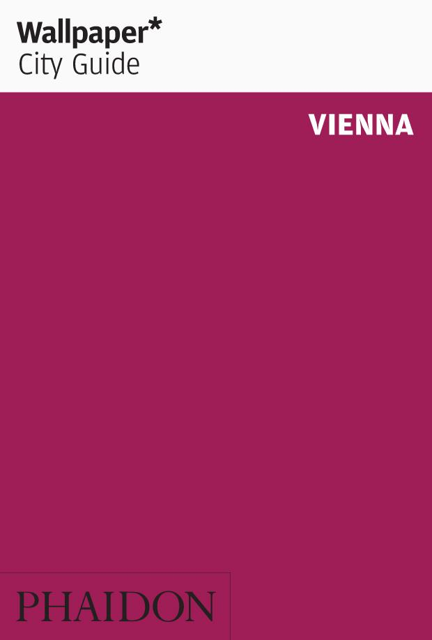 Cover Wallpaper* City Guide Vienna