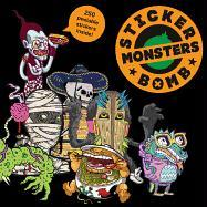 Cover Stickerbomb Monsters