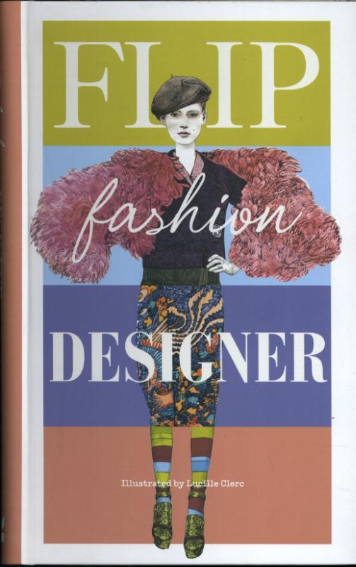 Cover Flip Fashion Designer