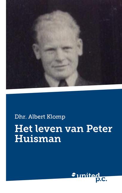 Cover Het leven van Peter Huisman