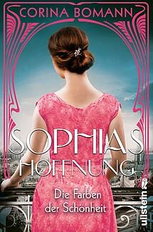 Cover Die Farben der Schonheit - Sophia's Hoffnung