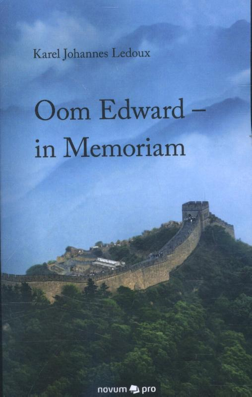 Cover Oom Edward - in Memoriam