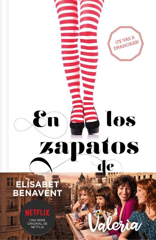 Cover En los zapatos de Valeria (Saga Valeria 1)