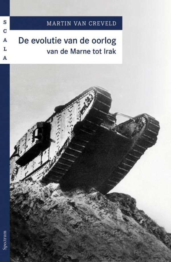 Cover De evolutie van de oorlog
