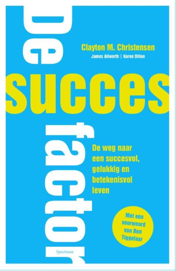 Cover De succesfactor
