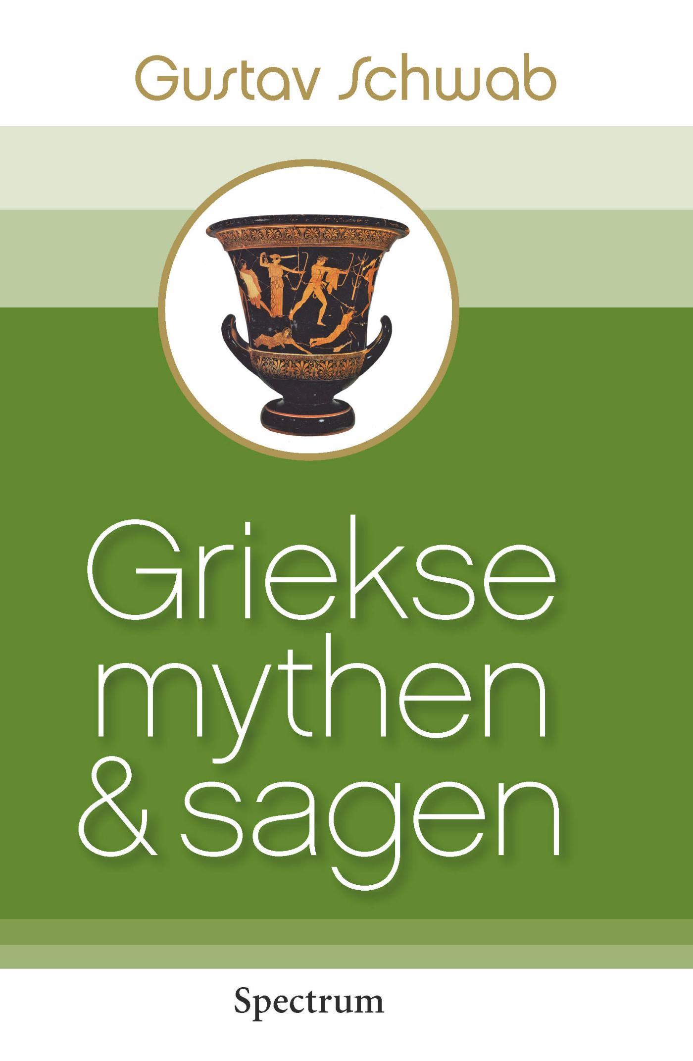 Cover Griekse mythen en sagen
