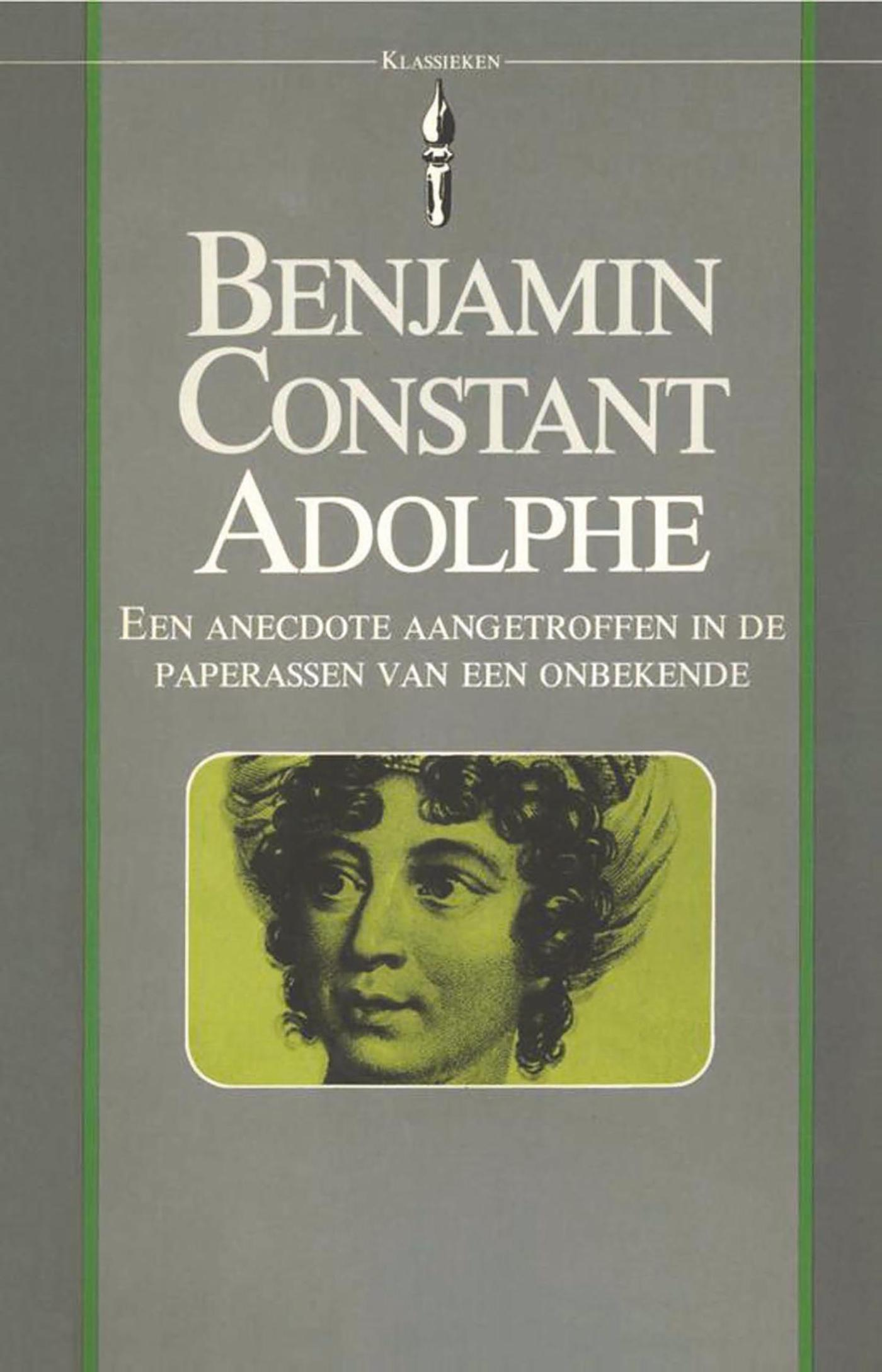 Cover Adolphe