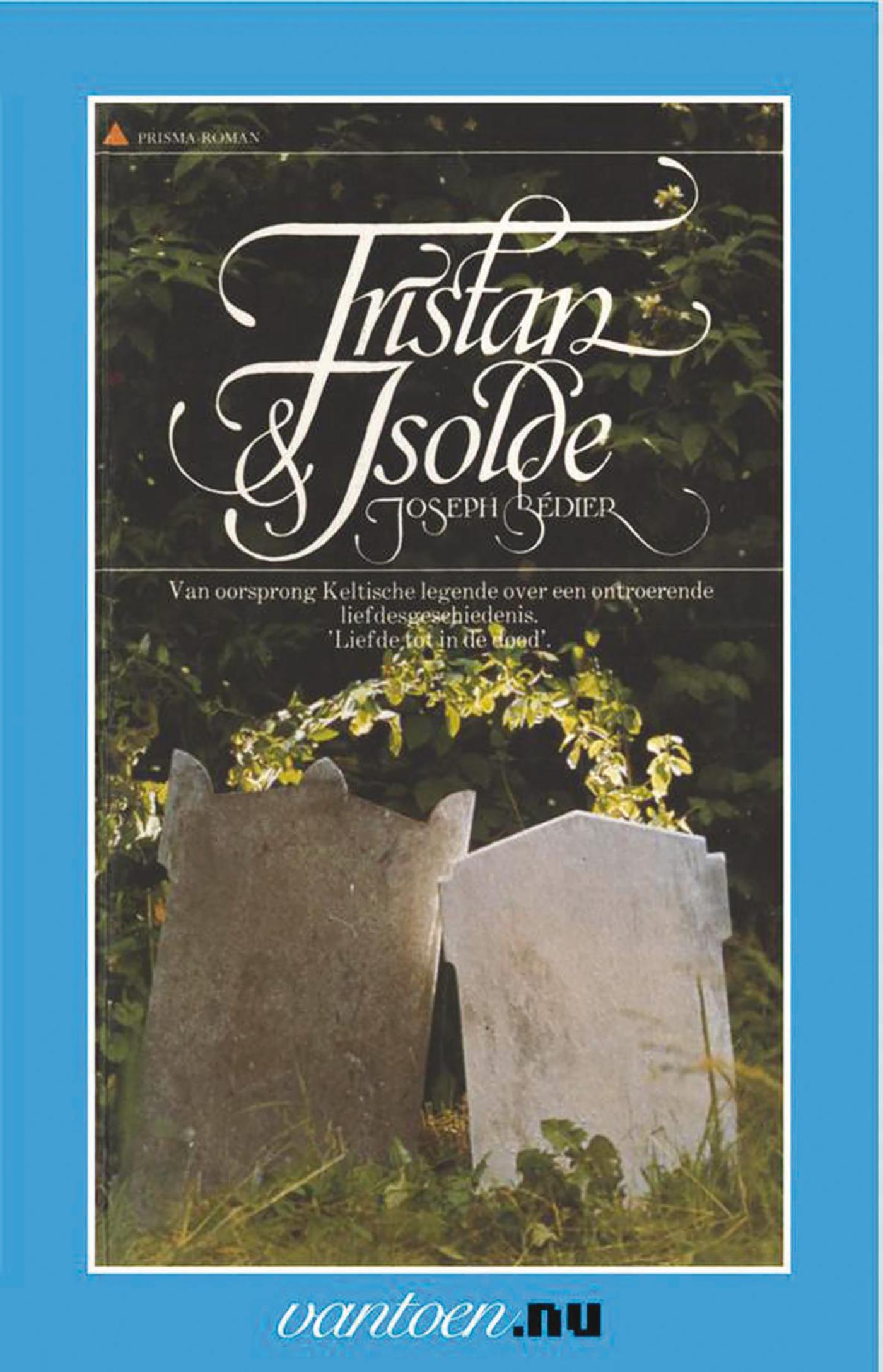 Cover Tristan & Isolde