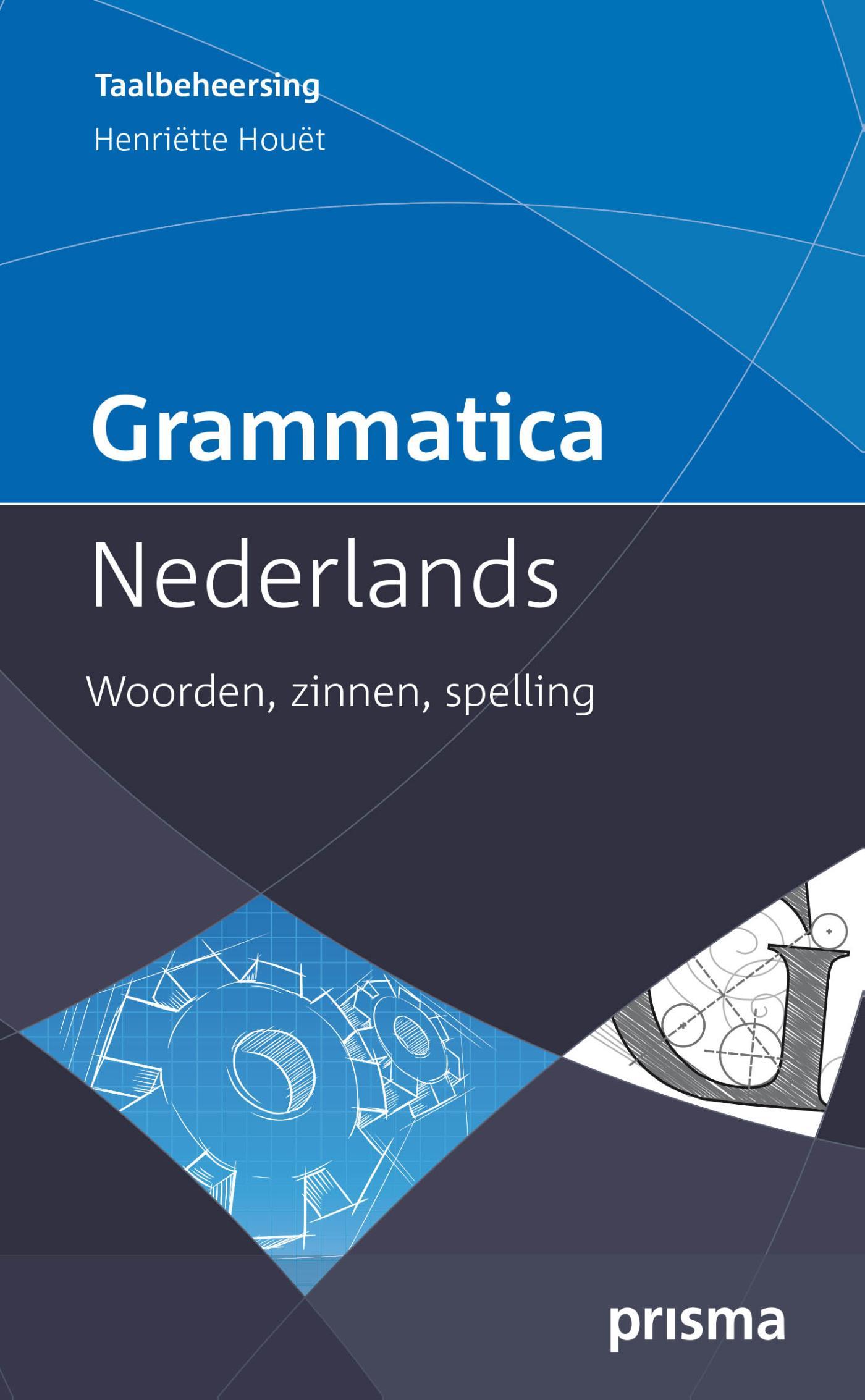 Cover Grammatica Nederlands
