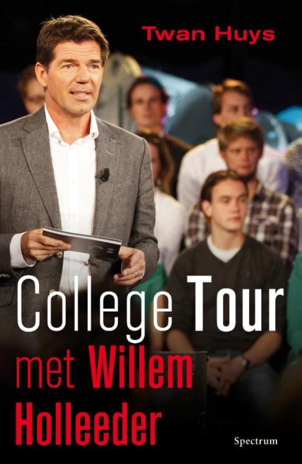 Cover College tour met Willem Holleeder