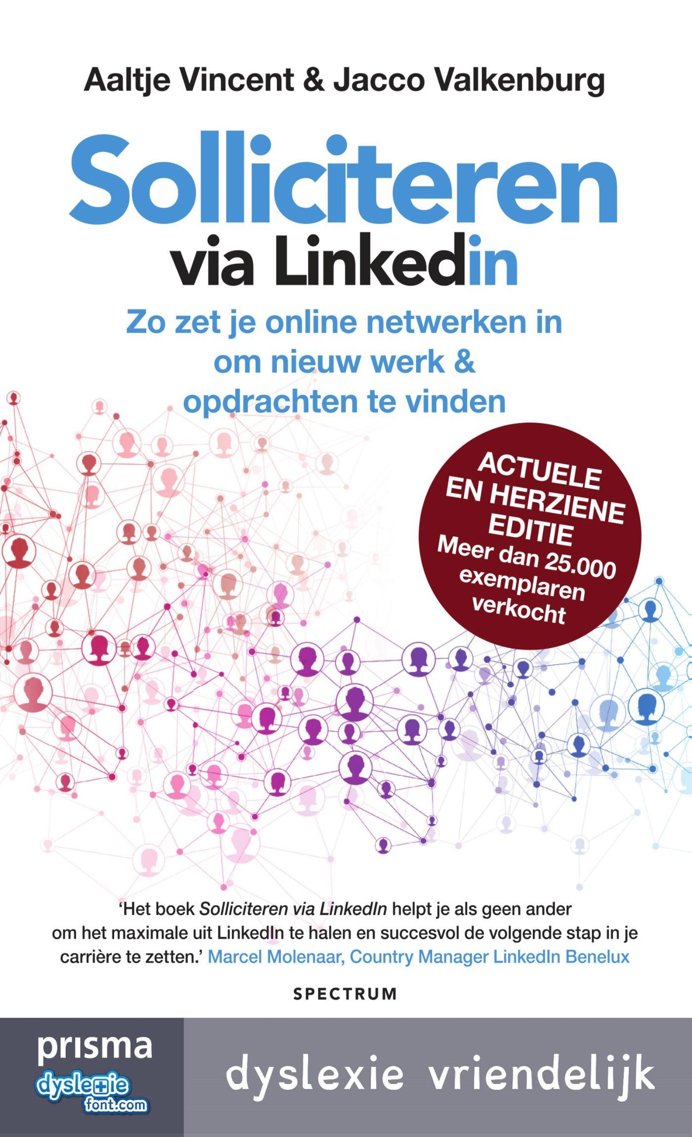 Cover Solliciteren via LinkedIn