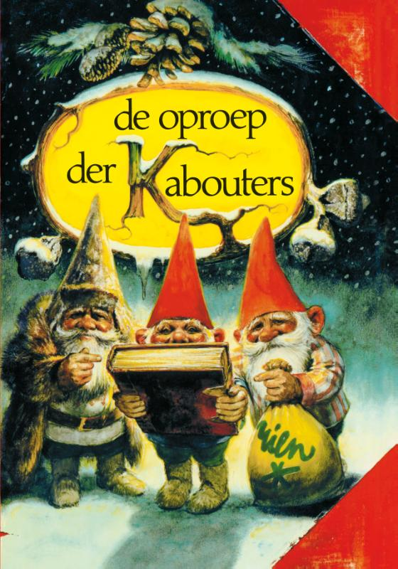 Cover De oproep der kabouters