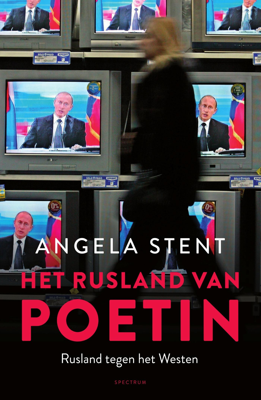 Cover Het Rusland van Poetin