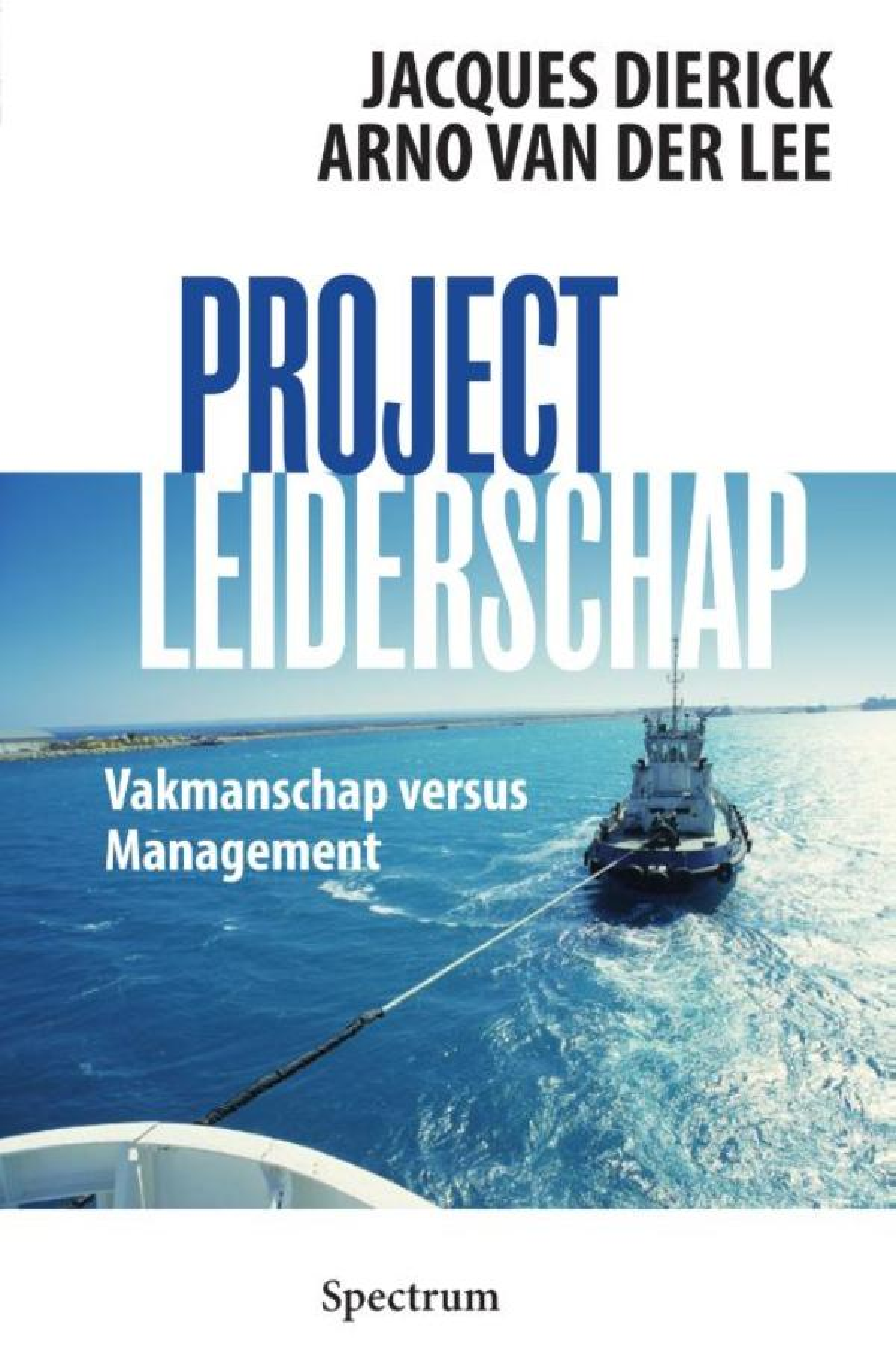 Cover Projectleiderschap