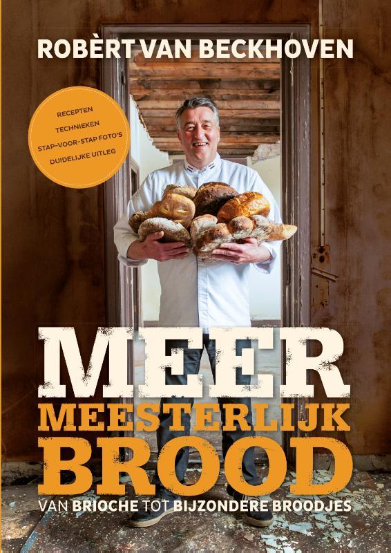 Cover Meer meesterlijk brood