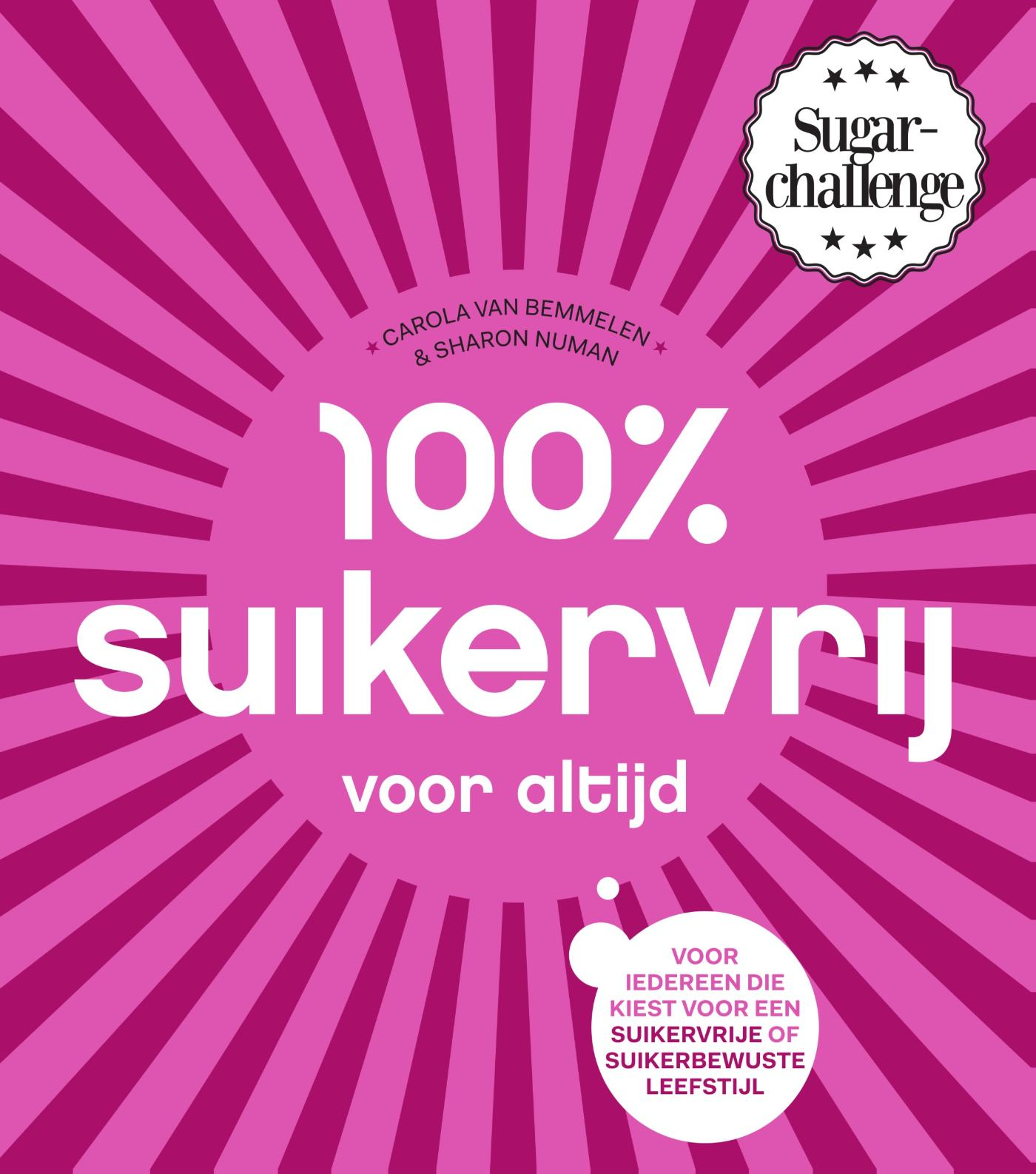 Cover 100% suikervrij voor altijd
