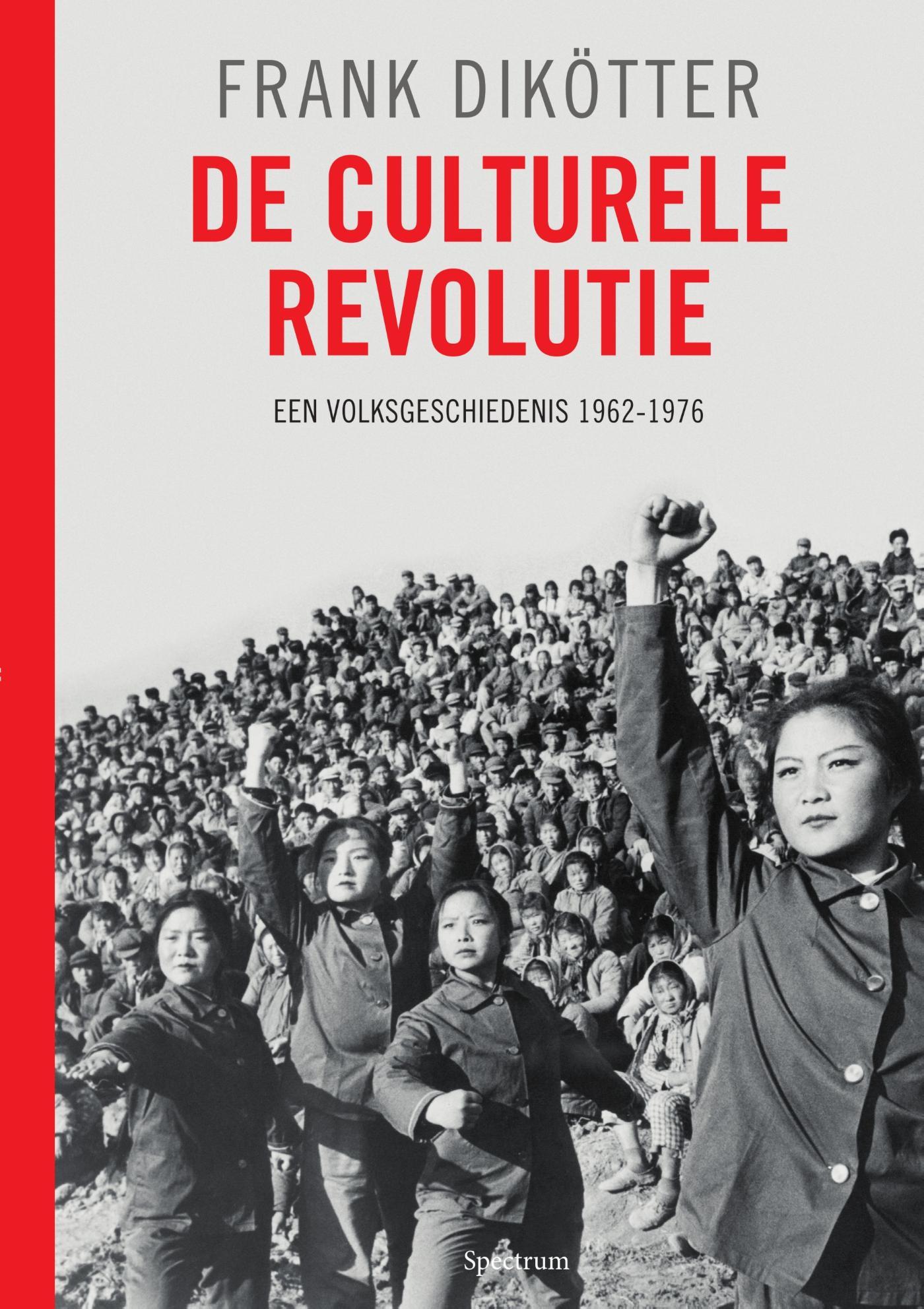 Cover De culturele revolutie