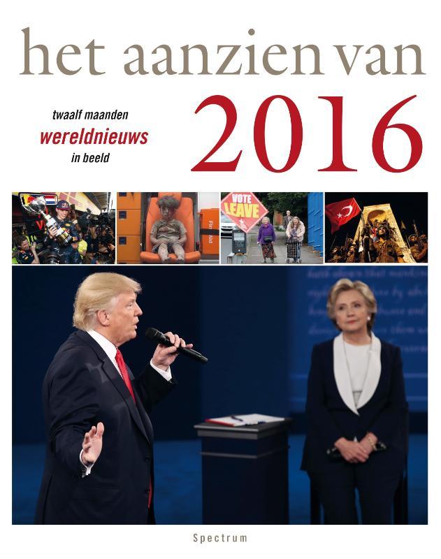 Cover Het aanzien van 2016