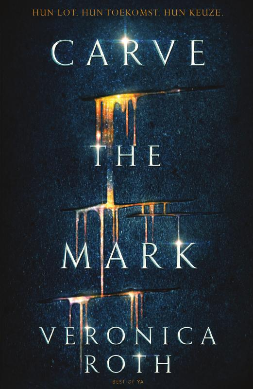 Cover Carve the mark