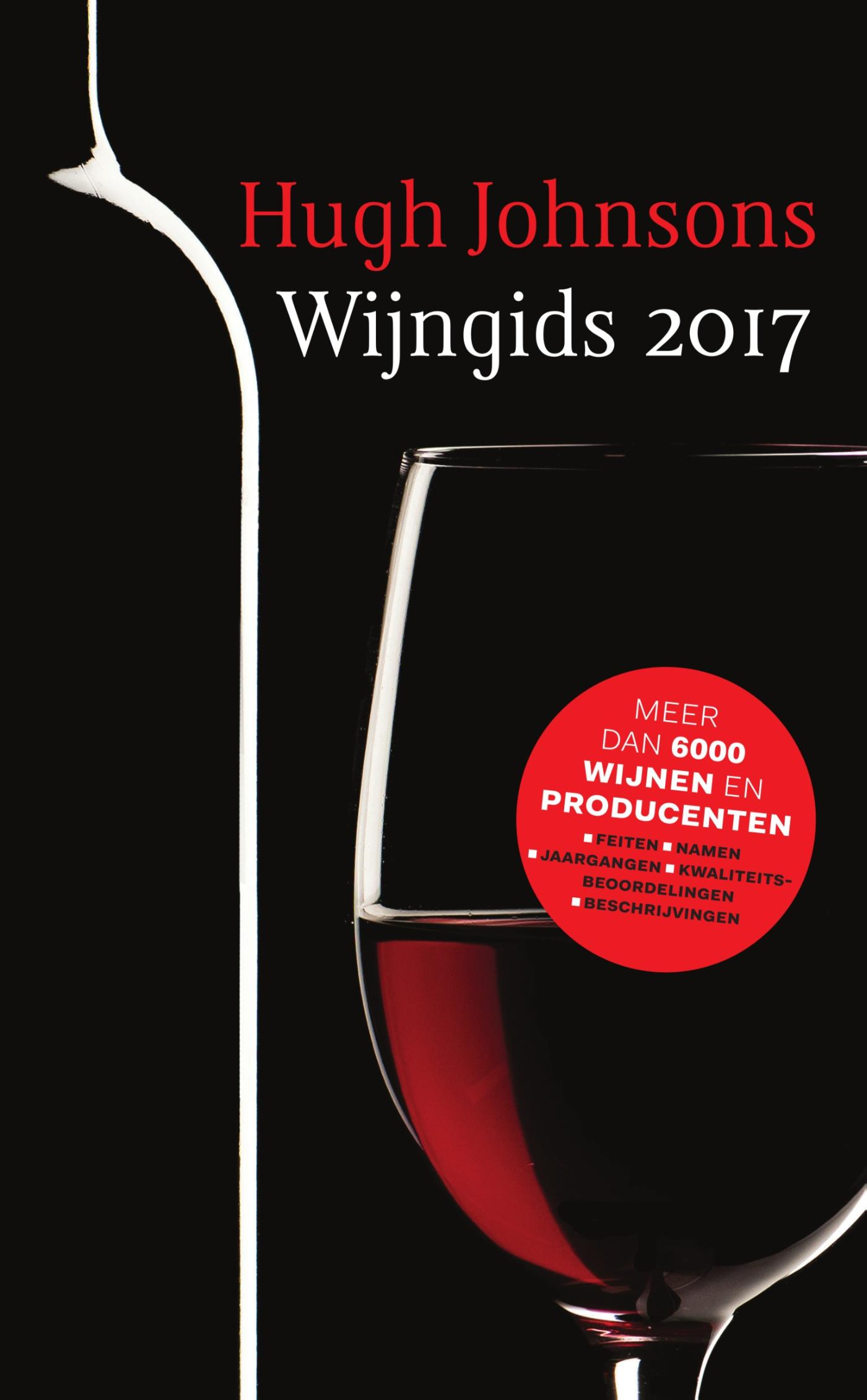 Cover Hugh Johnsons wijngids 2017