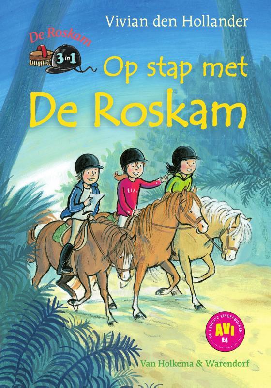Cover Op stap met De Roskam