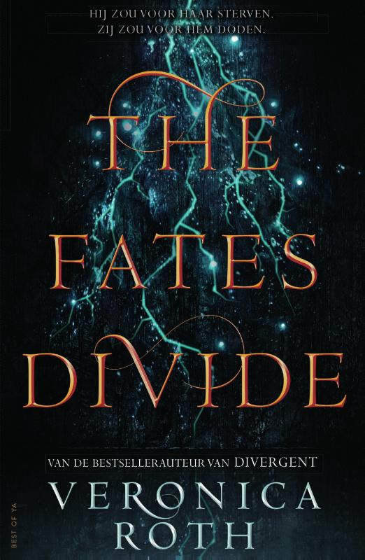 Cover The fates divide