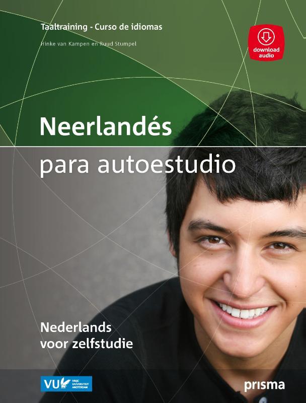 Cover Neerlandés para autoestudio ; Nederlands voor zelfstudie