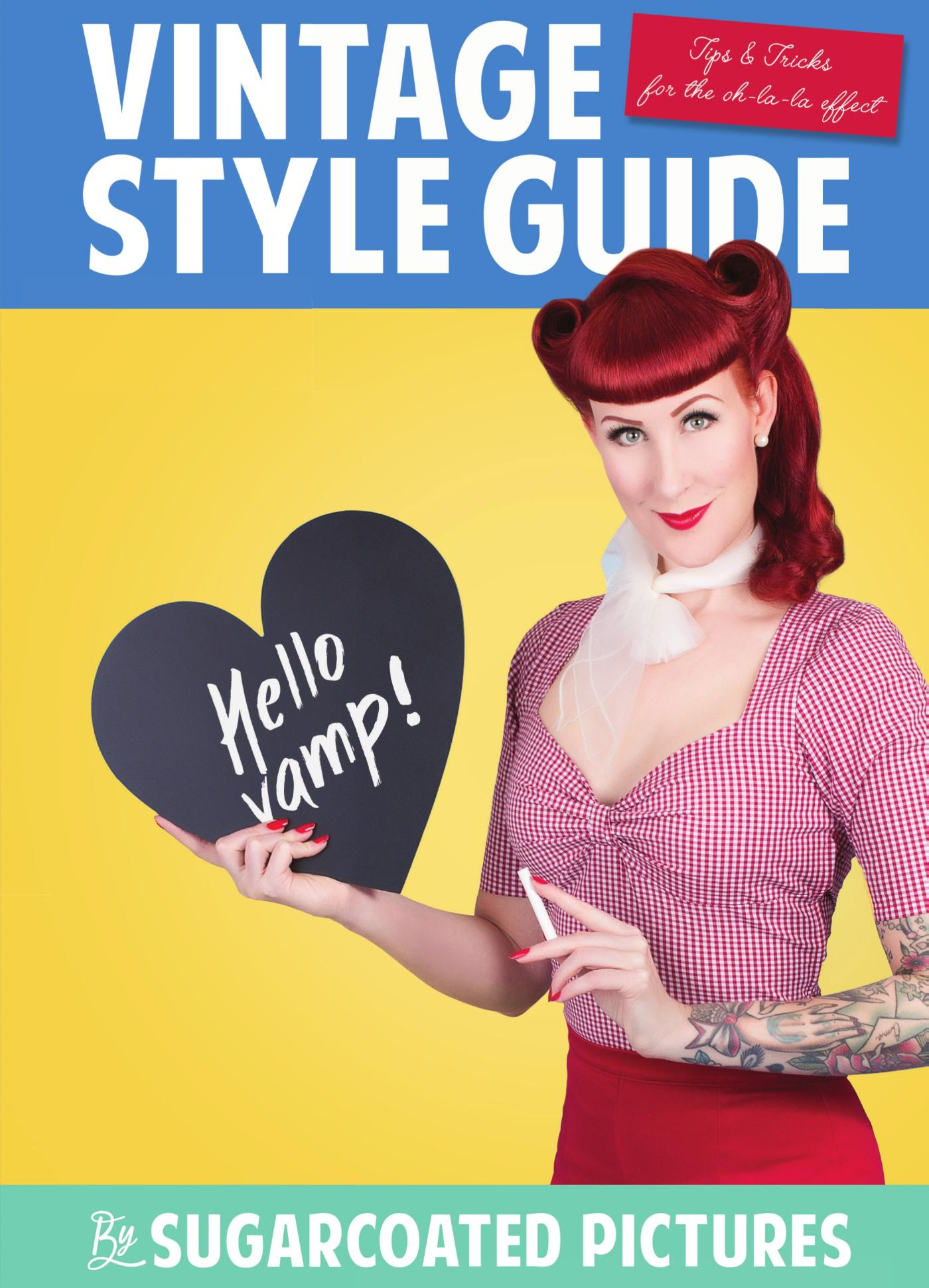 Cover Vintage style guide