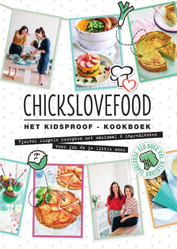 Cover Chickslovefood Het kidsproof-kookboek