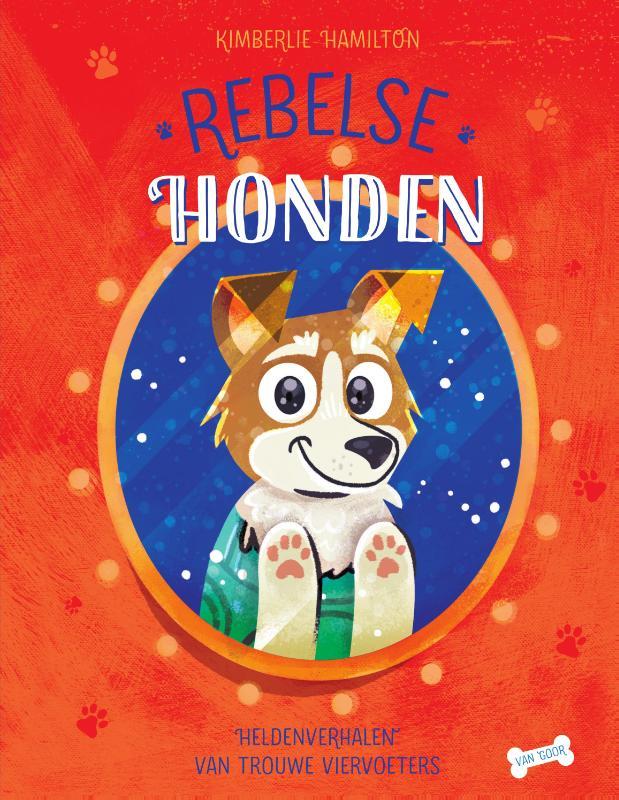 Cover Rebelse honden
