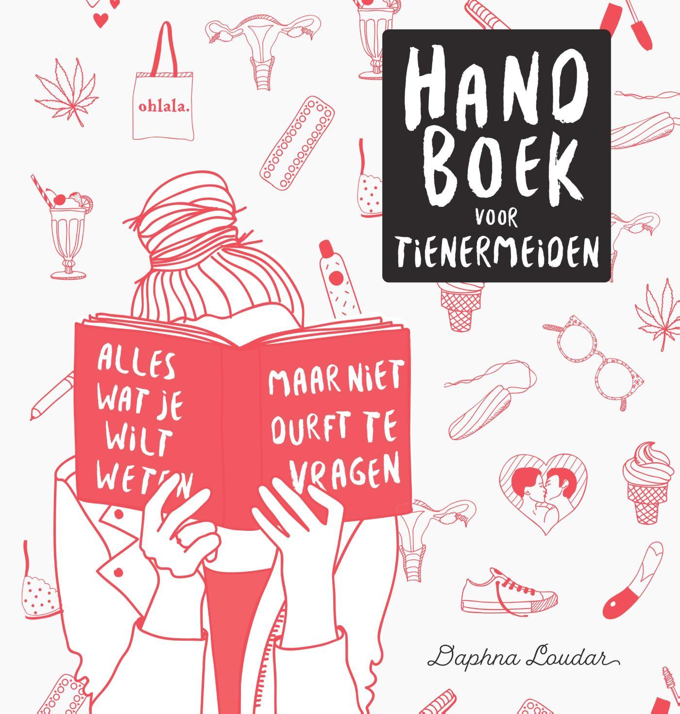 Cover Handboek voor tienermeiden