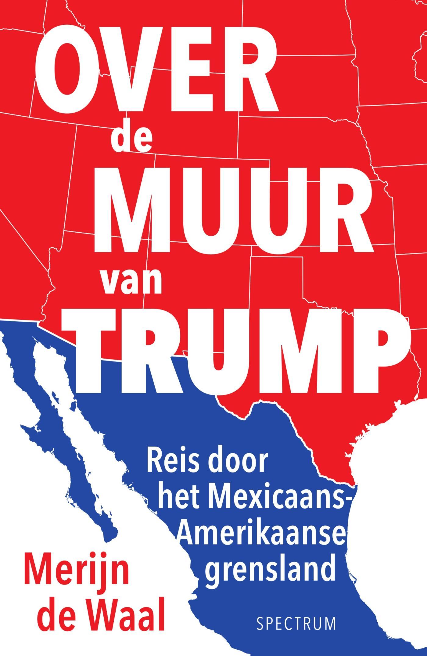 Cover Over de muur van Trump