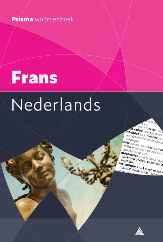 Cover Prisma woordenboek Frans-Nederlands
