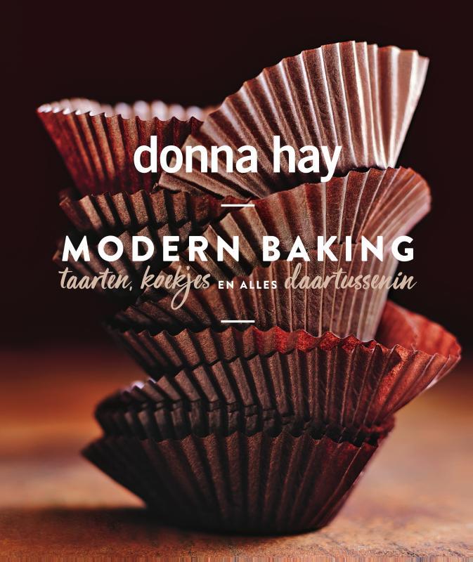 Cover Modern baking