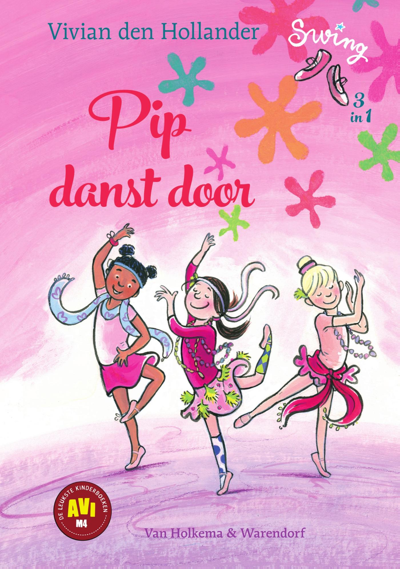 Cover Pip danst door