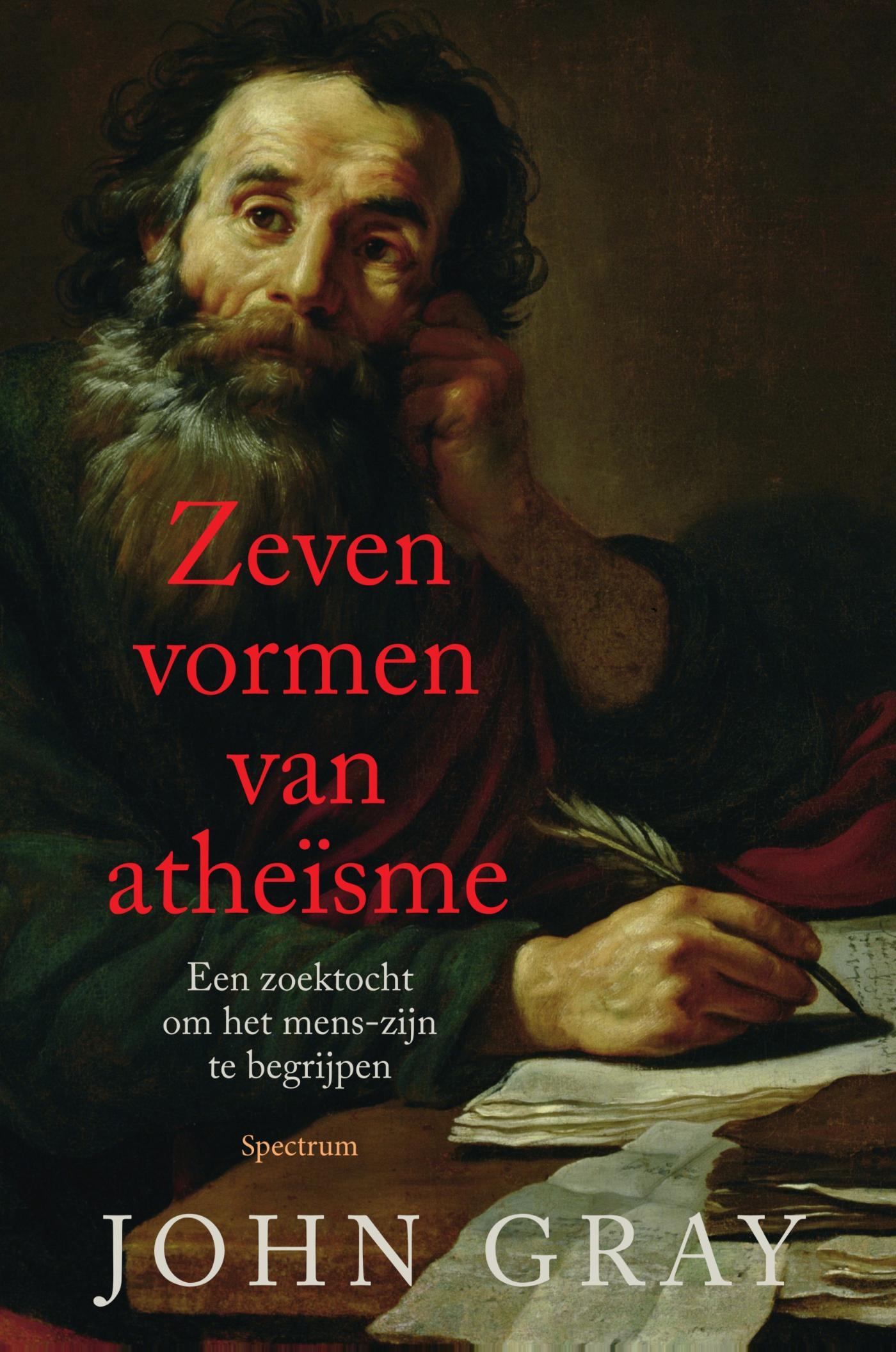 Cover Zeven vormen van atheïsme
