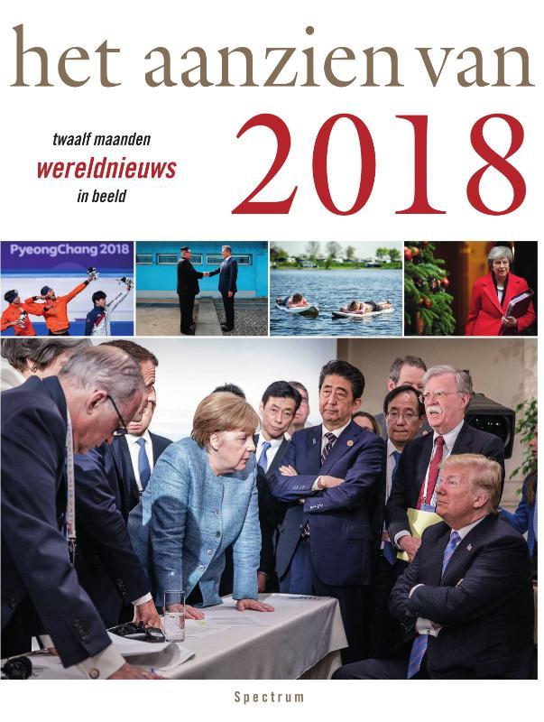 Cover Het aanzien van 2018