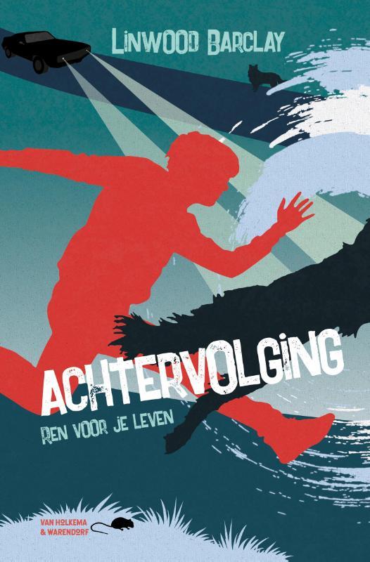 Cover Achtervolging